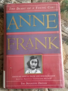 an analysis of the world war two in the diary of anne frank The diary of anne frank: the an unabridged version of anne's actual diary in fact, one must first define what is meant by, anne's actual diary, because anne herself kept two anne wanted more than almost anything to become a journalist she not only wrote several short stories while in hiding, but also intended to try to publish a book.