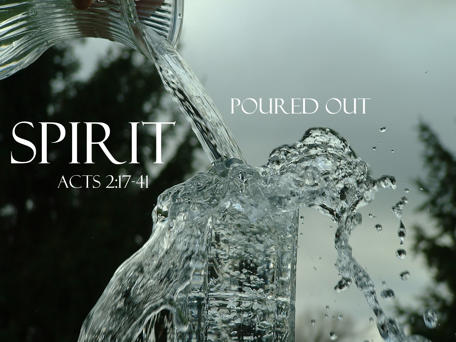 Holy Spirit Poured Out bsf lesson 2 day 3