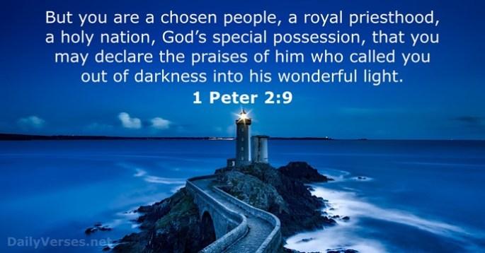 1 Peter 2:9 atozmomm.com