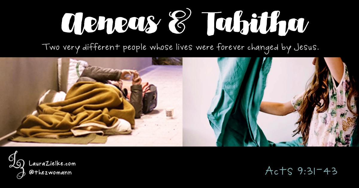 acts 9:31-43 atozmomm
