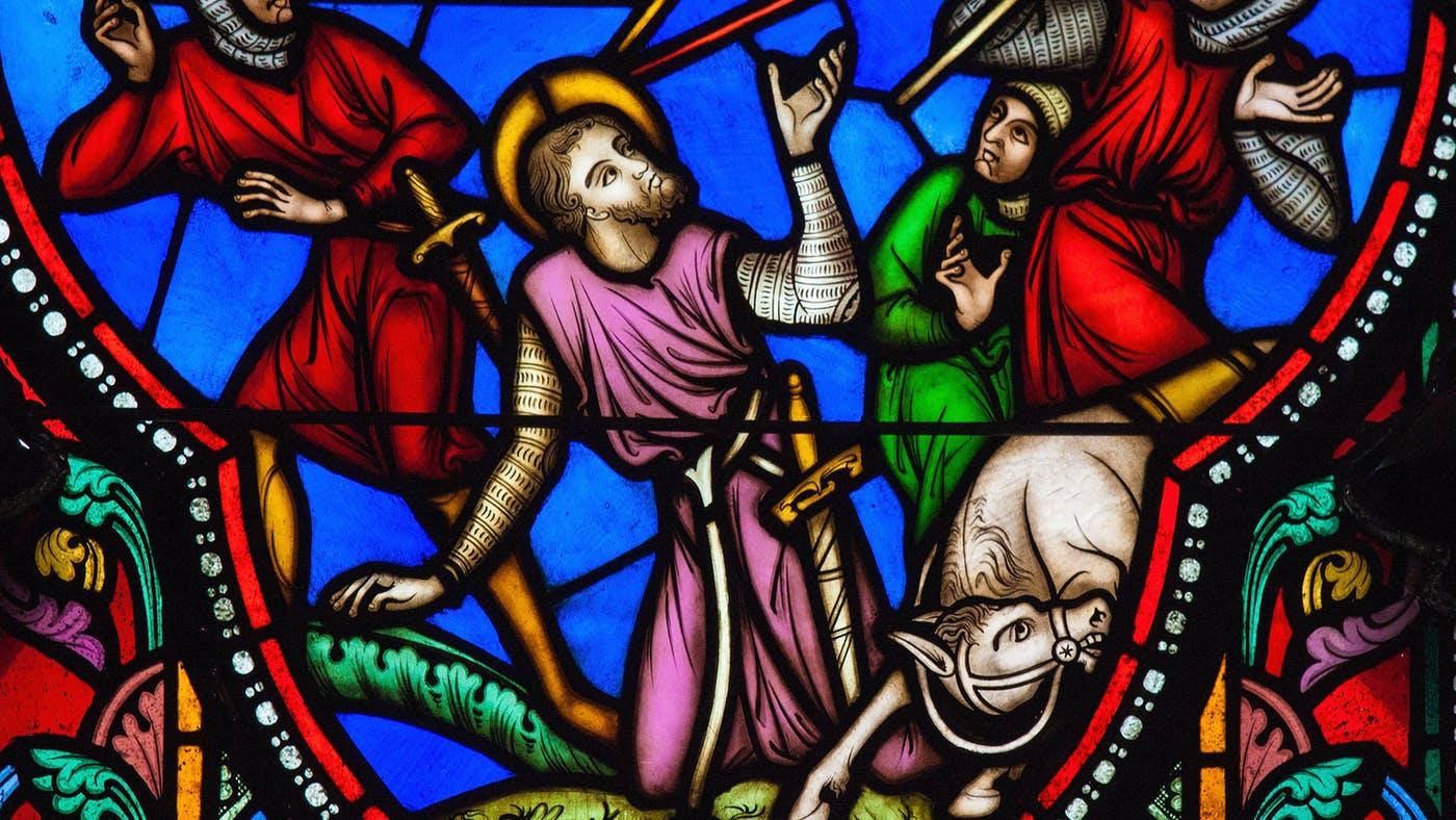 Apostle Paul atozmomm.com