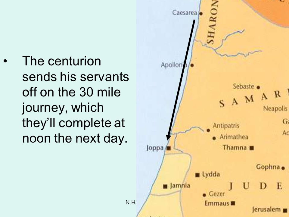 map of caesarea and joppa atozmomm