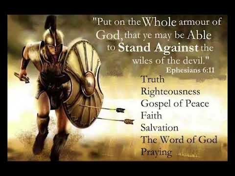 ephesians 6:11 armor of god atozmomm.com
