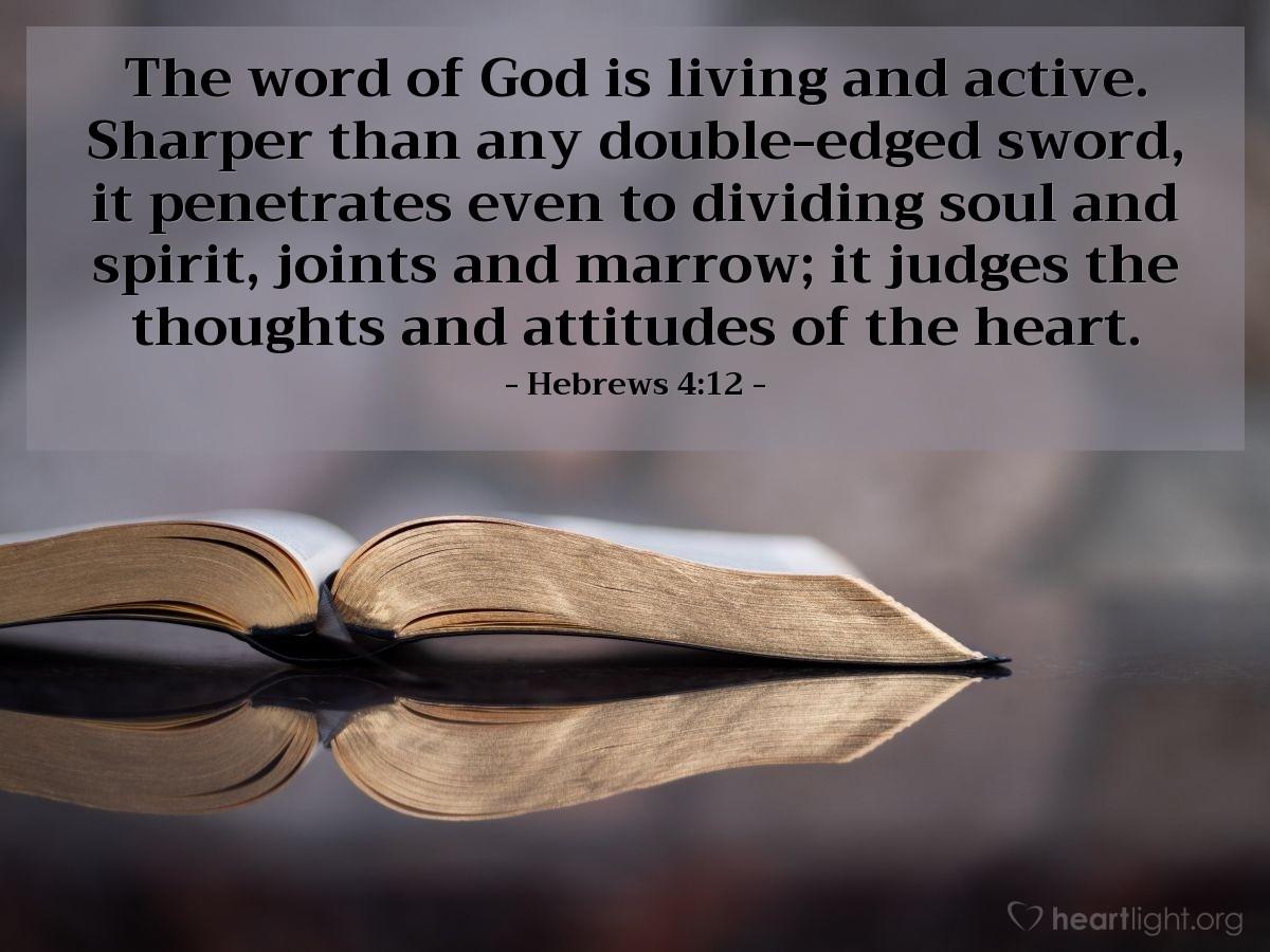 Hebrews 4:12 atozmomm.com