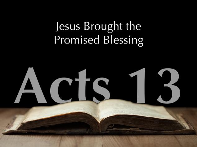 jesus brings promised blessing atozmomm.com