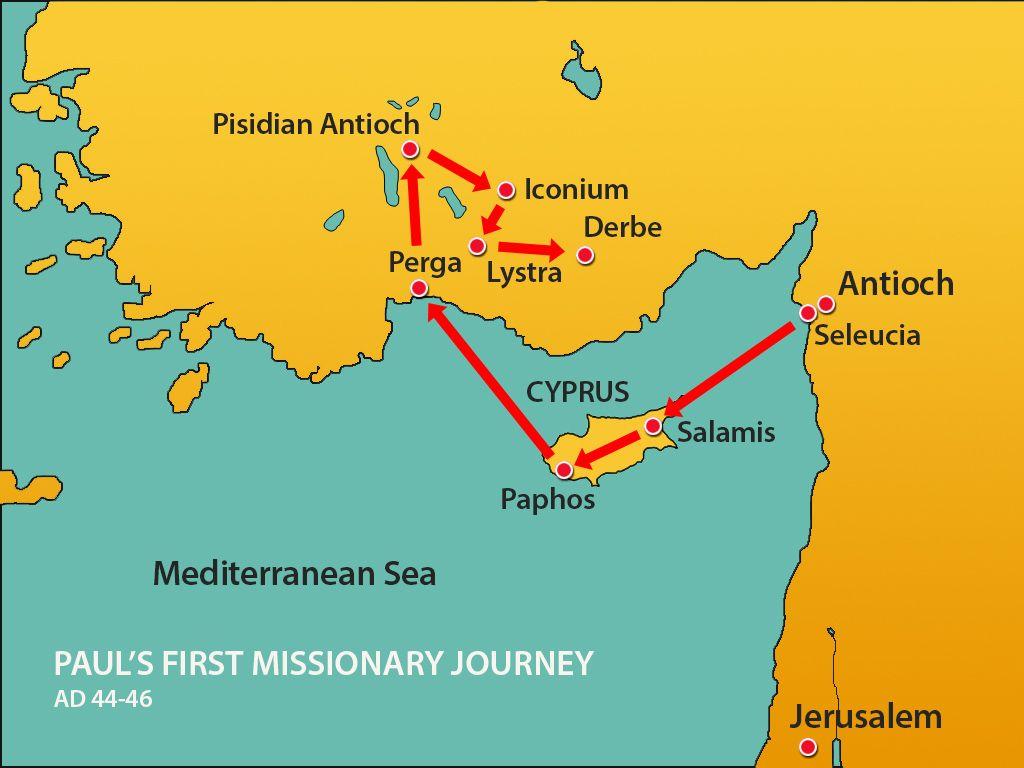 paul's first missionary journey atzomomm.com