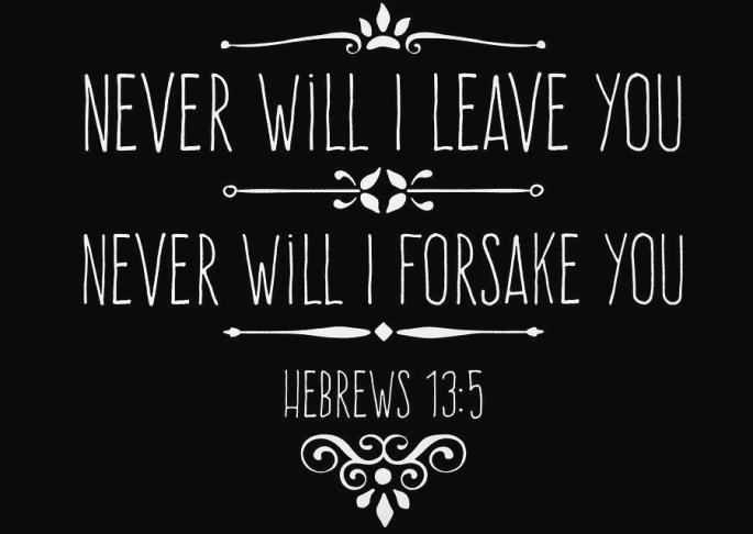 hebrews 13:5 atozmomm.com