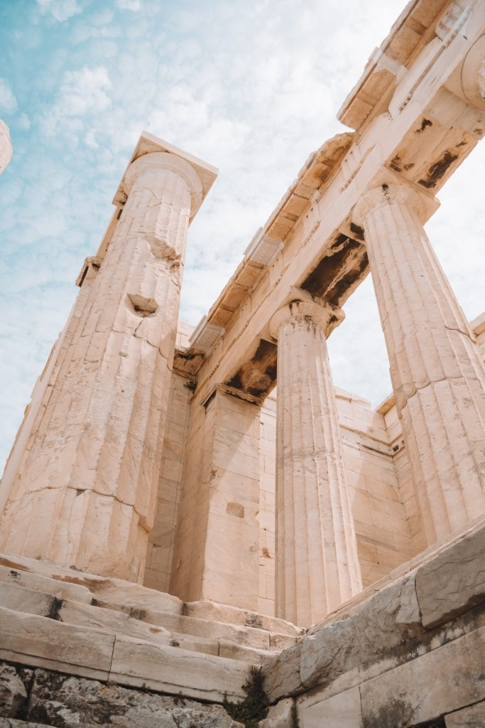 greek temple atozmomm.com