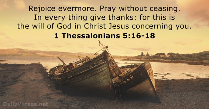 1 Thessalonians 5:16-18 atozmomm.com