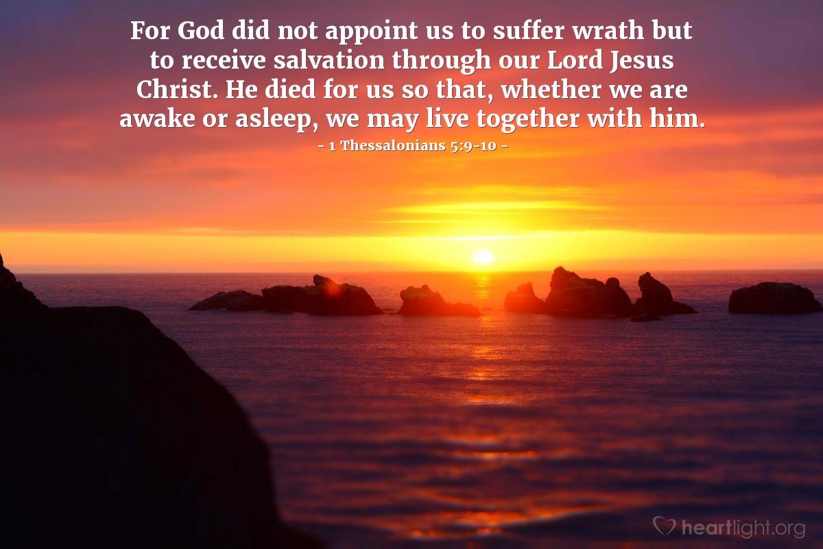 1 thessalonians 5:9-10 atozmomm.com