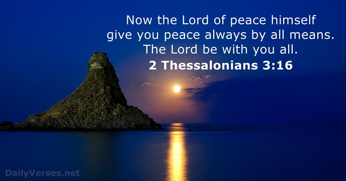 2 thessalonians 3:16 atozmomm.com