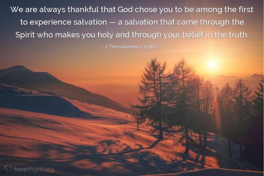 2 thessalonians 2:13 atozmomm.com