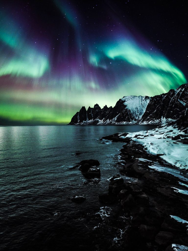 norway aurora borealis atozmomm.com