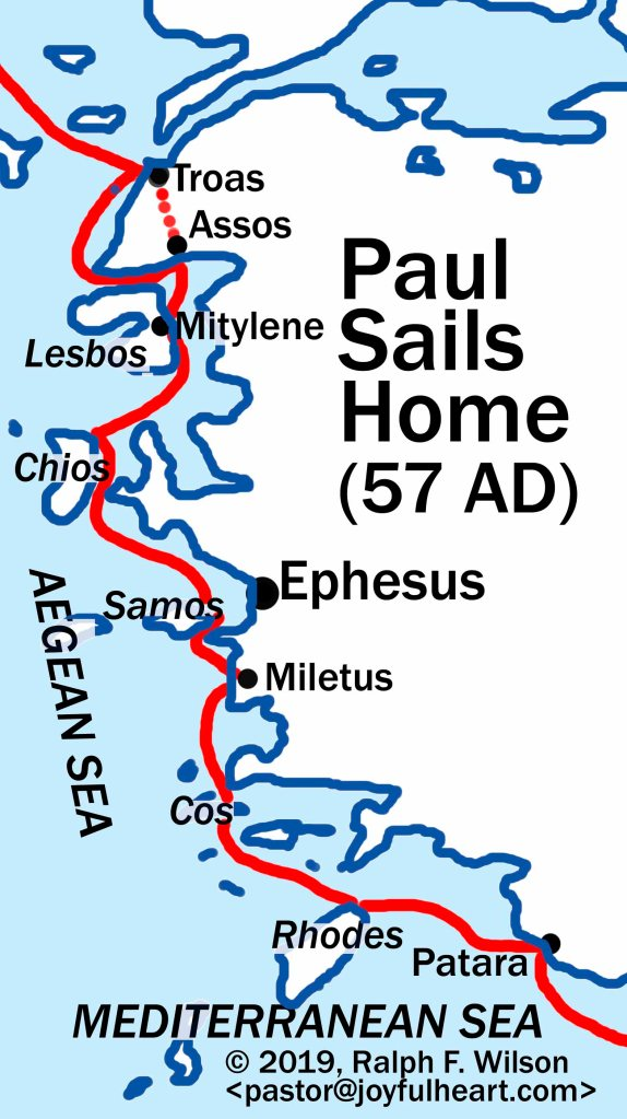 paul's third missionary journey atozmomm.com