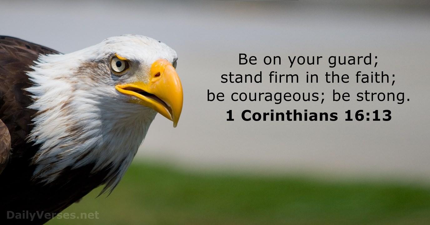 1 Corinthians 16:13 atozmomm.com