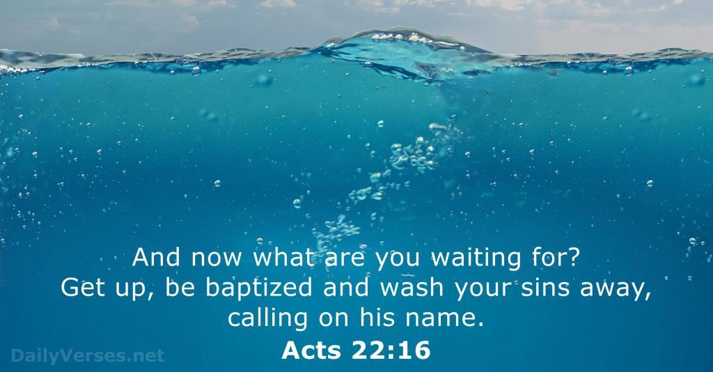 Acts 22:16 atozmomm.com