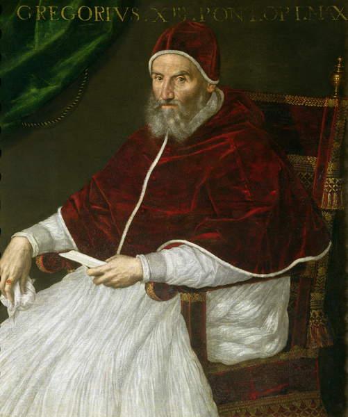 Pope Gregory XIII atozmomm.com