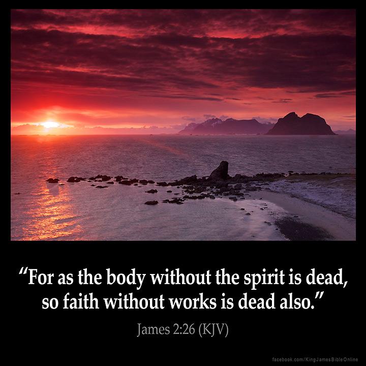 James 2:26 atozmomm.com