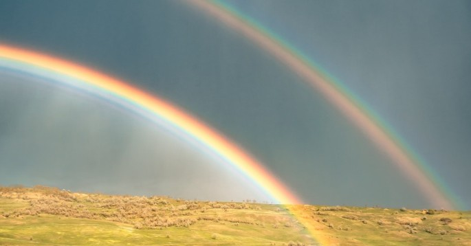 rainbow as sign of covenant bsf study of genesis www.atozmomm.com