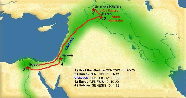 Abram in Egypt Genesis 12 www.atozmomm.com