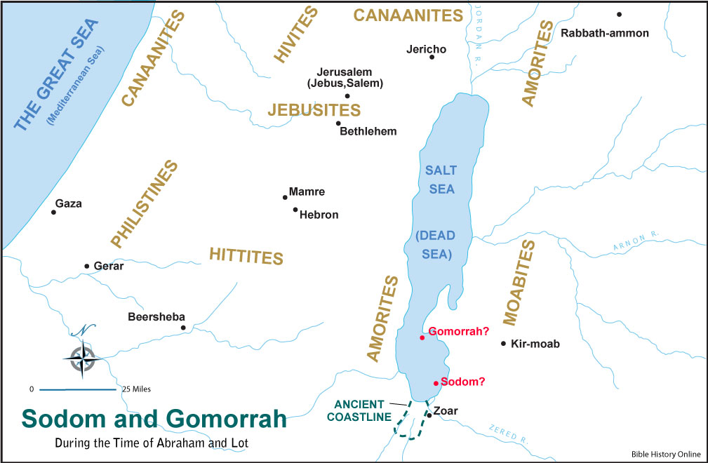 map of mamre and hebron genesis 13 www.atozmomm.com