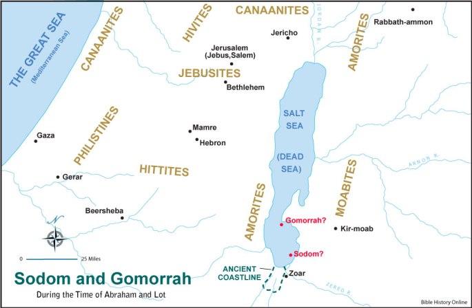 map of mamre and hebron genesis 13 www.atozmomm.com